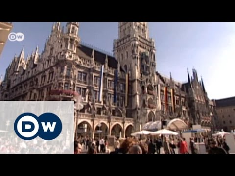 Munich in winter | Check-in