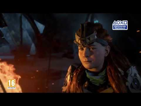 Horizon Zero Dawn: The Frozen Wilds | Trailer di annuncio | PS4
