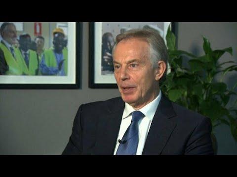 Gegen den Brexit: Tony Blair fordert mehr Engagement der EU-Politiker