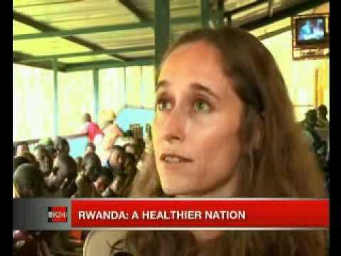 RWANDA - A HEALTHIER NATION