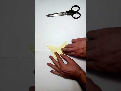 """ Курица"" занятие 19. Уроки оригами для детей"