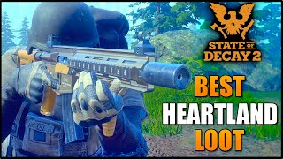 How To Obtain Tactical Uniforms, Echo Weapons & More! Best Heartland Loot Spots / State of Decay 2