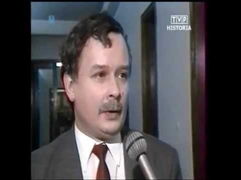 PL 1992 Lech Kaczyński kandydat na prezesa NIK