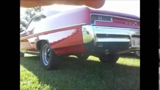 Pontiac 2+2 Registry Nationals  8 1 15