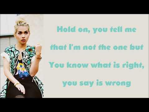 Hayley Kiyoko ~ He'll Never Love You ~ Lyrics