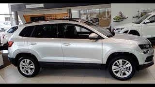 My Skoda Kodiaq - Checking Out Kodiaq's Relatives (Karoq, Superb L&K and Octavia RS)