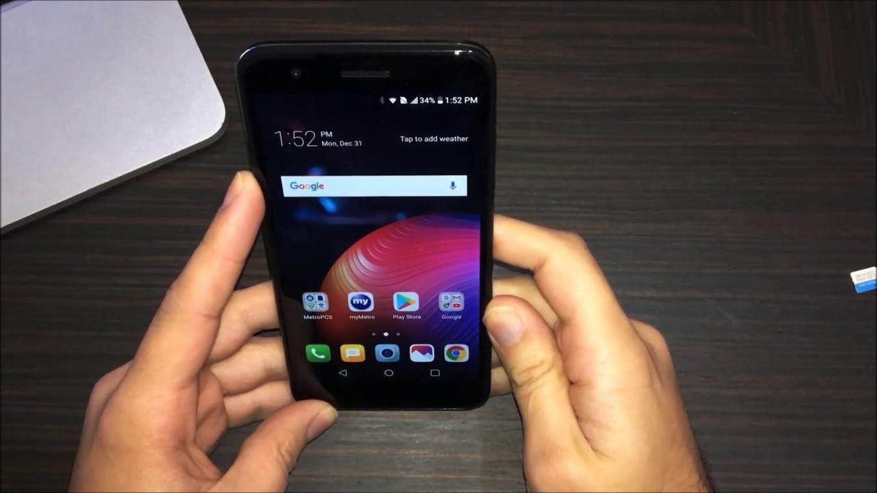 How To Unlock Metro by T-Mobile (MetroPCS) LG K30 & LG K40