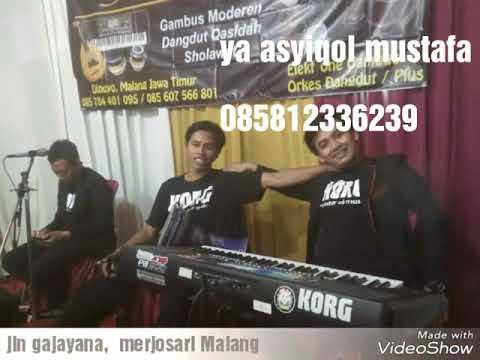 Ya ashiqal mustafa ll sampling keyboard korg pa 600