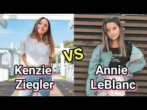 Mackenzie Ziegler VS Annie Leblanc Musically Compilation December 2018