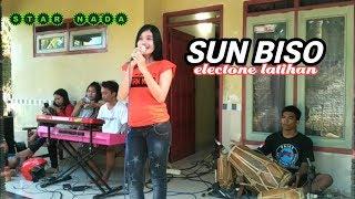 SING BISO electone banyu wangian (versi latihan) voc: yusika star nada music pati-jateng