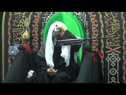 الليلة 17صفر ١٤٤١هـ ذكر إستشهادالإمام الرضا(ع) الشيخ علي الباقر الحسينية الزينبية (أبوداوود)