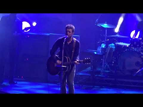 Stop Crying Your Heart Out - Noel Gallagher's High Flying Birds Live In Hull 2019
