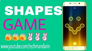 Shapes Game Reviews Bangla|| Techmandarin