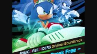 Free (Crush 40 Version) by Crush 40 (Theme of Sonic Free Riders)