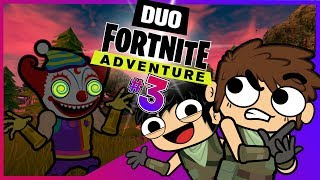 DUO FORTNITE ADVENTURE #3  (Animation)