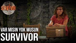 Merve Aydın Var mısın Yok musun'da    40.Bölüm   Survivor All Star 2015