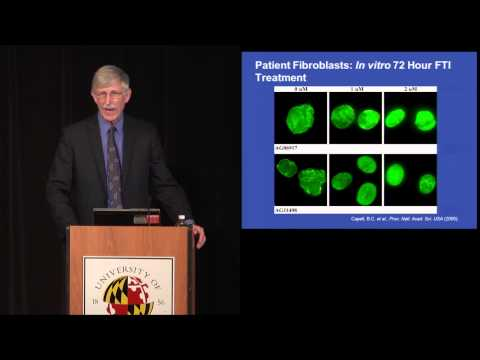 Francis Collins - Exceptional Opportunities in Biomedical Re