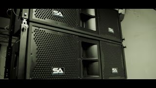 Seismic Audio Line Array Speakers Trailer (Official)