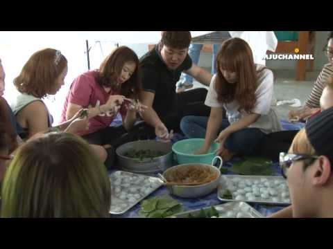 Daily news - ตอน คณะพัฒนาการท่องเที่ยวจัดกิจกรรมแลกเปลี่ยนวัฒนธรรมไทยเกาหลี