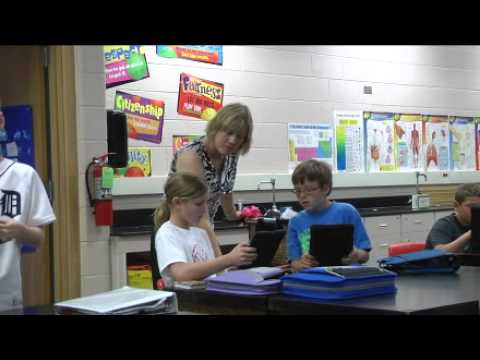 Ms. Lahti, 5th grade, Boyne City Middle School