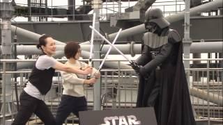 Japanese Star Wars documentary 2015 presented by Nakajima Yuto (Hey...
