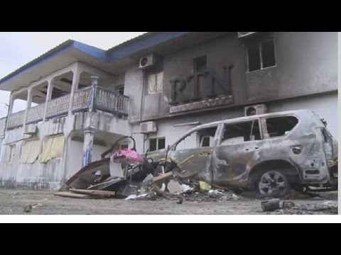 Gabon: Independent TV channels attacked