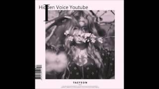[Hiddenvoice/히든보이스]Taeyeon(태연)-쌍둥이자리(Gemini)