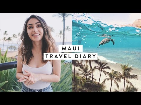 We Went to Maui! | Hawaii Travel Diary | A WEEK IN MY LIFE