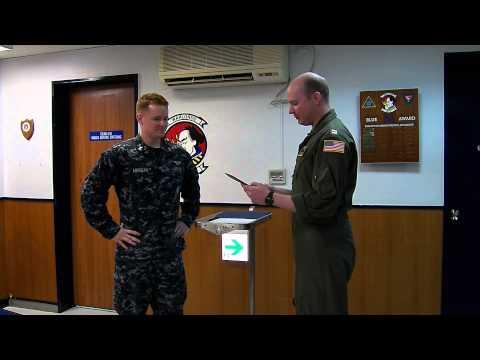My US Navy Reenlistment 29MAR13.