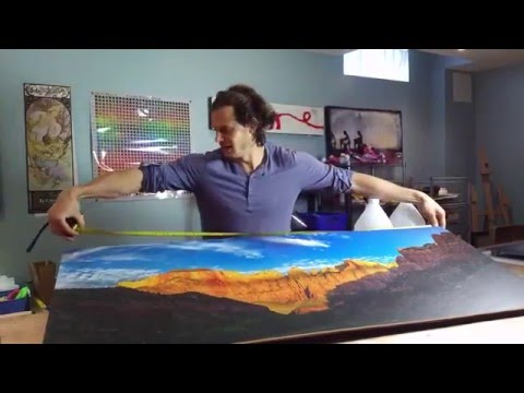 How much artresin do i need to cover my art?
