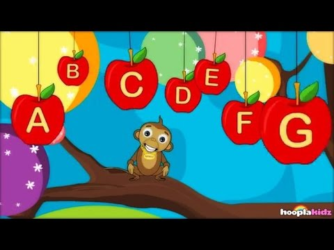 ABC song phonics - ABC song for children chu chu tv