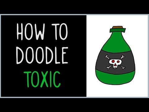 How to Draw Toxic (drawing tips)