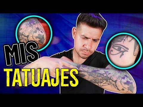 La historia de mis tatuajes… ¿Me hice uno por Caro?
