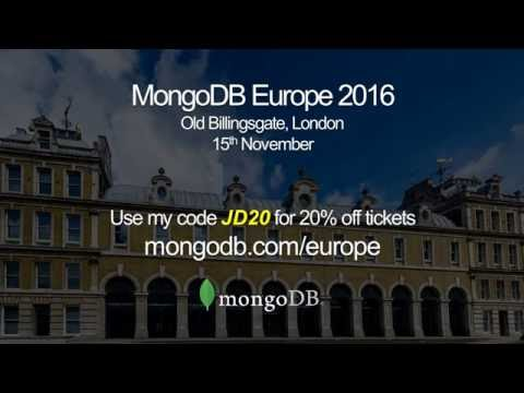 MongoDB - Back to Basics 4 - Advanced Indexing, Text and Geo-spatial Indexes