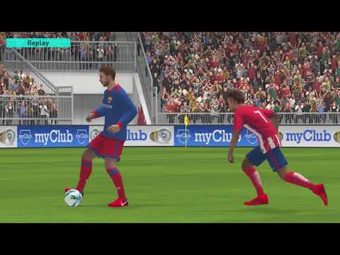 Pes 2018 Pro Evolution Soccer Android Gameplay #9