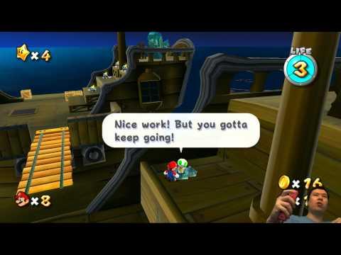 Super Mario Galaxy - King Kaliente's Spicy Return