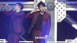160305 Exo'Luxion in Dalian, The Star - 백현 Baekhyun  Focus