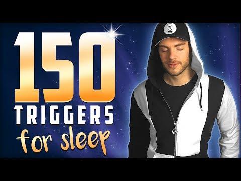 150 Powerful ASMR Triggers for Sleep
