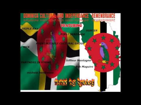 Dominica Cultural and Independance  Remembrance mixx by djeasy