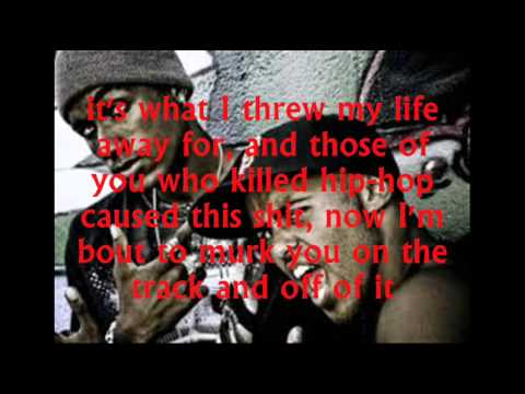 SwizZz ft Hopsin -Lucifer Effect(Lyrics)