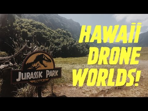 HAWAII DRONE WORLDS 2016 | Vlog