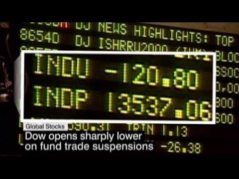 Global Financial Crisis: 10 years on