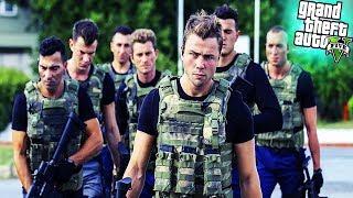 NEFES KESEN KUSURSUZ OPERASYON! - GTA 5 SÖZ DİZİSİ MODU