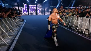 Buddy Murphy makes a hometown entrance at WWE Super Show-Down
