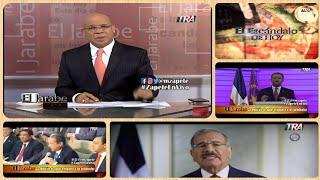 La ambición de poder enloquece a los peledeístas   El Jarabe Seg-3 25-06-19