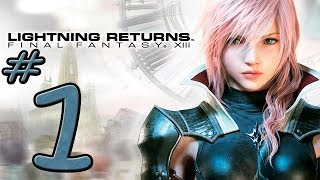 Lightning Returns: Final Fantasy XIII - The savior - Part 1 (PS3)