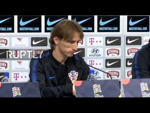 LIVE: Croatia coach Dalic holds press conference ahead of Spain match
