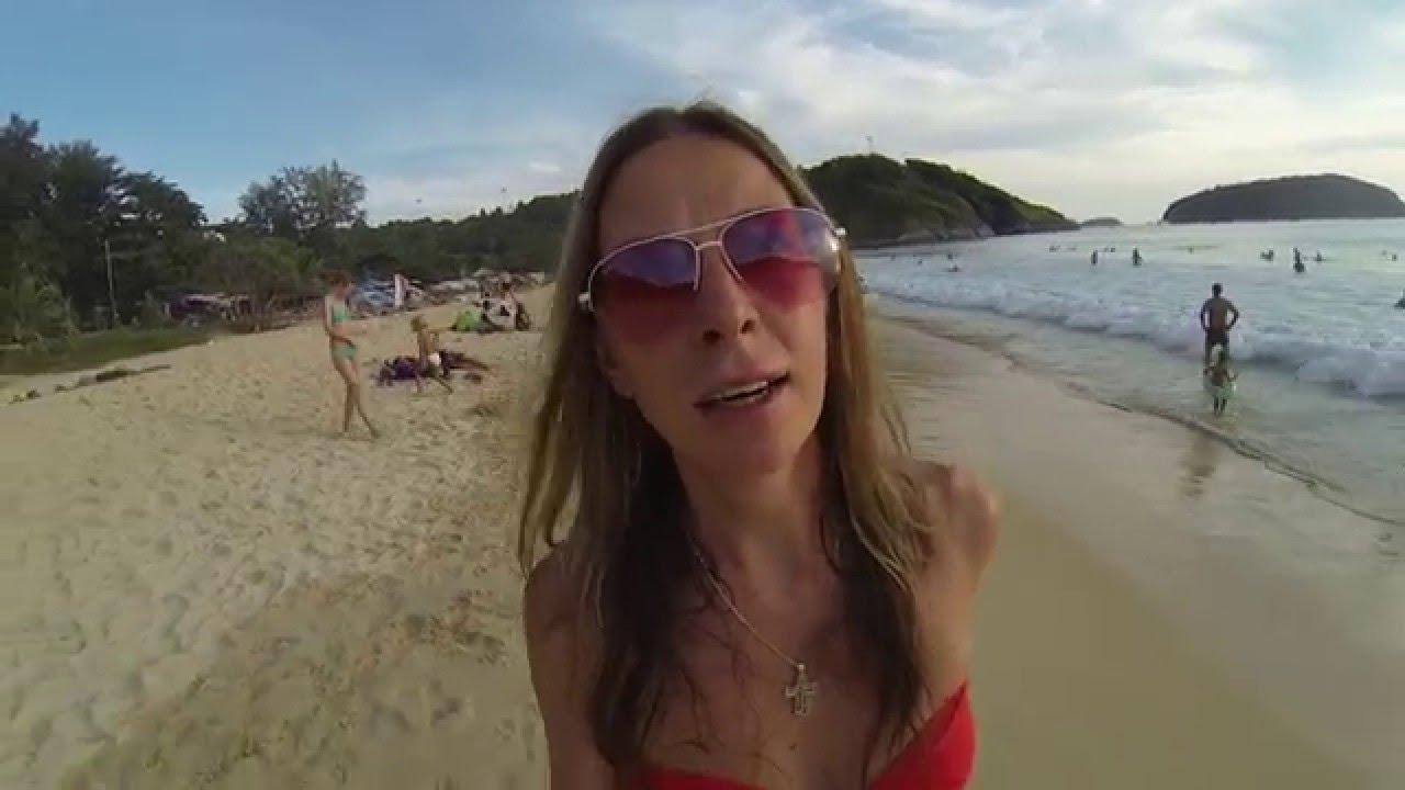 Пхукет, Най Харн. Самый крутой пляж на острове - YouTube