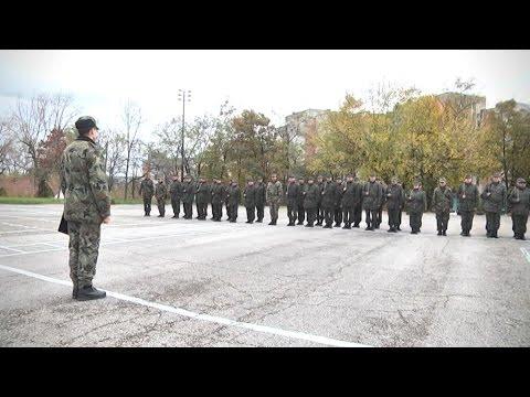В Плевен завърши курс по начална военна подготовка за български граждани