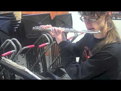 Upper Sandusky High School Broadcast 1.23.15